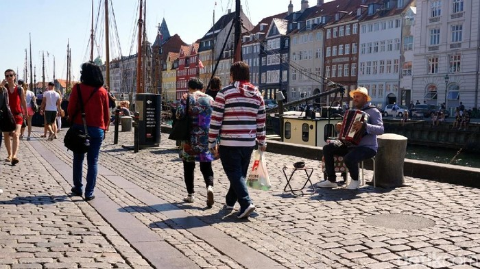 Pelabuhan Nyhavn yang Instagramable di Denmark