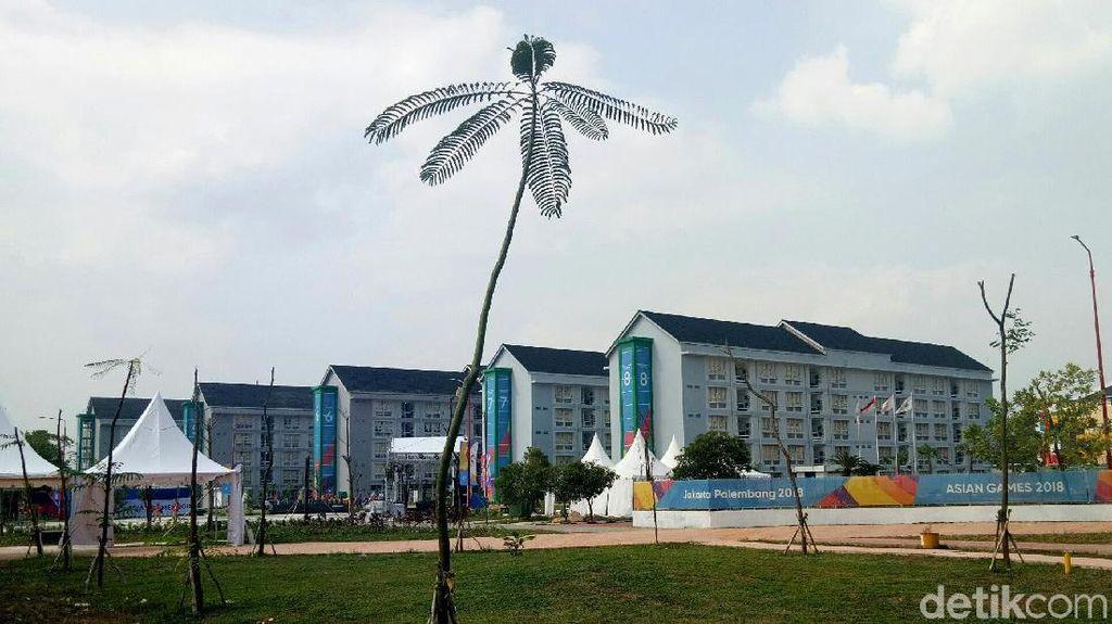 Terganjal Administrasi, Atlet Voli Pantai Belum Bisa Masuk Wisma Atlet Palembang