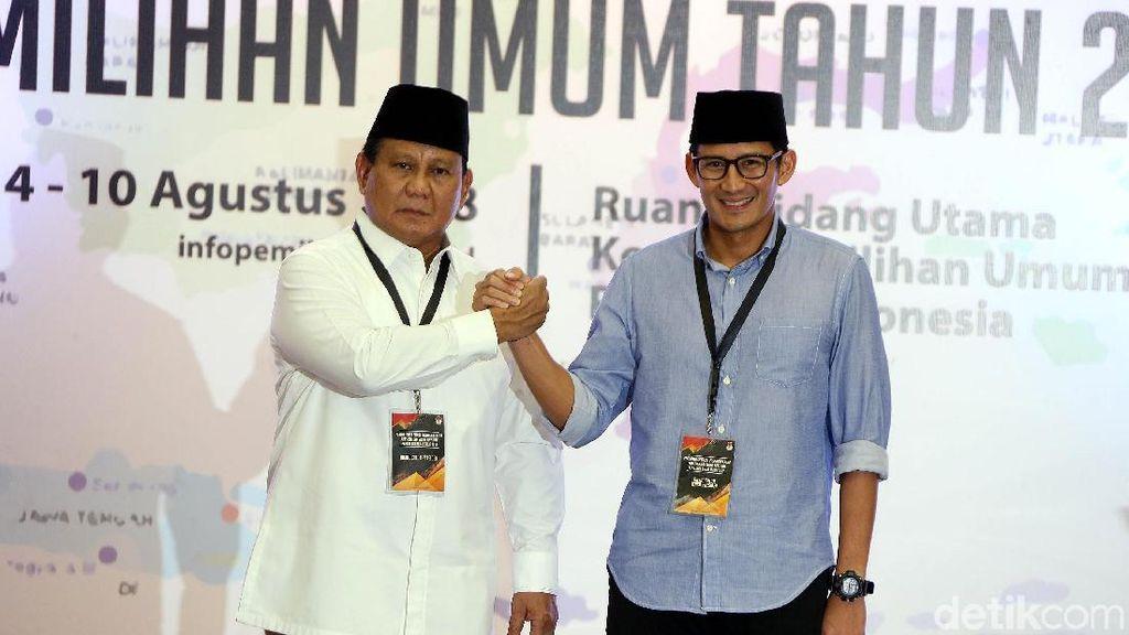 Batal Hari Ini, Prabowo Ajukan Gugatan ke MK Besok Siang