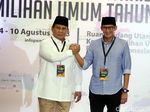 Prabowo-Sandiaga Sudah Foto untuk Kampanye Pilpres