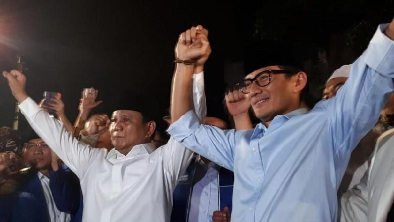 Andi Arief Singgung Prabowo-Sandi, BPN: Ngaku Teman, tapi Bikin Gaduh