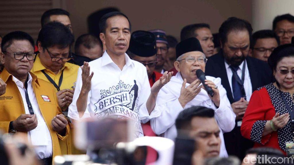 Pengusaha: Maruf Amin Pilihan Terbaik Jokowi