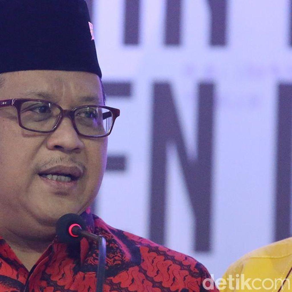 Ketua Timses Belum Diumumkan, PDIP: Jokowi Masih Fokus Bertugas