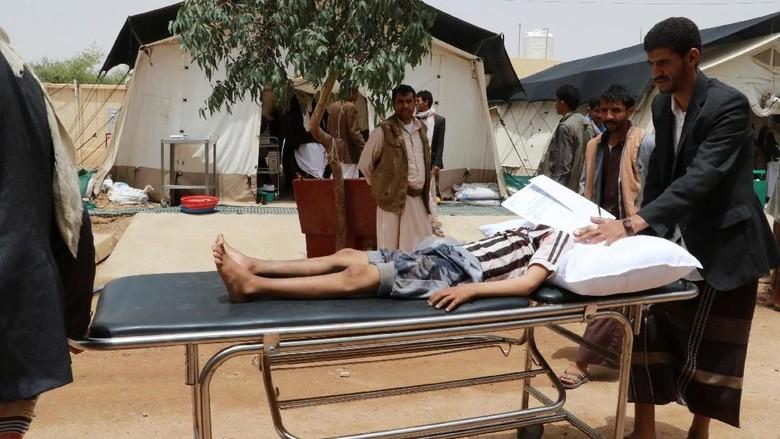 Arab Saudi Selidiki Serangan ke Bus yang Tewaskan 29 Anak di Yaman