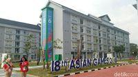 Wisma Atlet Eks Asian Games bakal Jadi Rusun Sewa