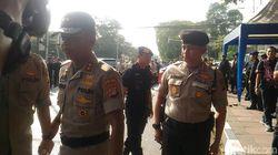 Kapolda Metro Tinjau Keamanan KPU Jelang Pendaftaran Pilpres