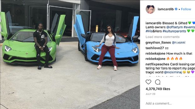 Beli Lamborghini Rp 7 M, Rapper Ini Ribut dengan Netizen