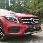 SUV Mungil nan Sporty Mercy GLA 200 AMG Line