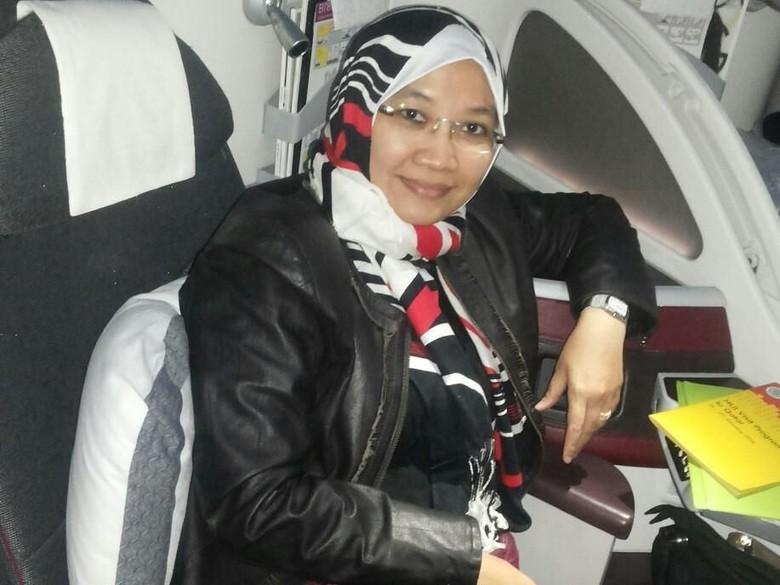 6 Fakta Wury Estu Handayani, Istri Maruf Amin