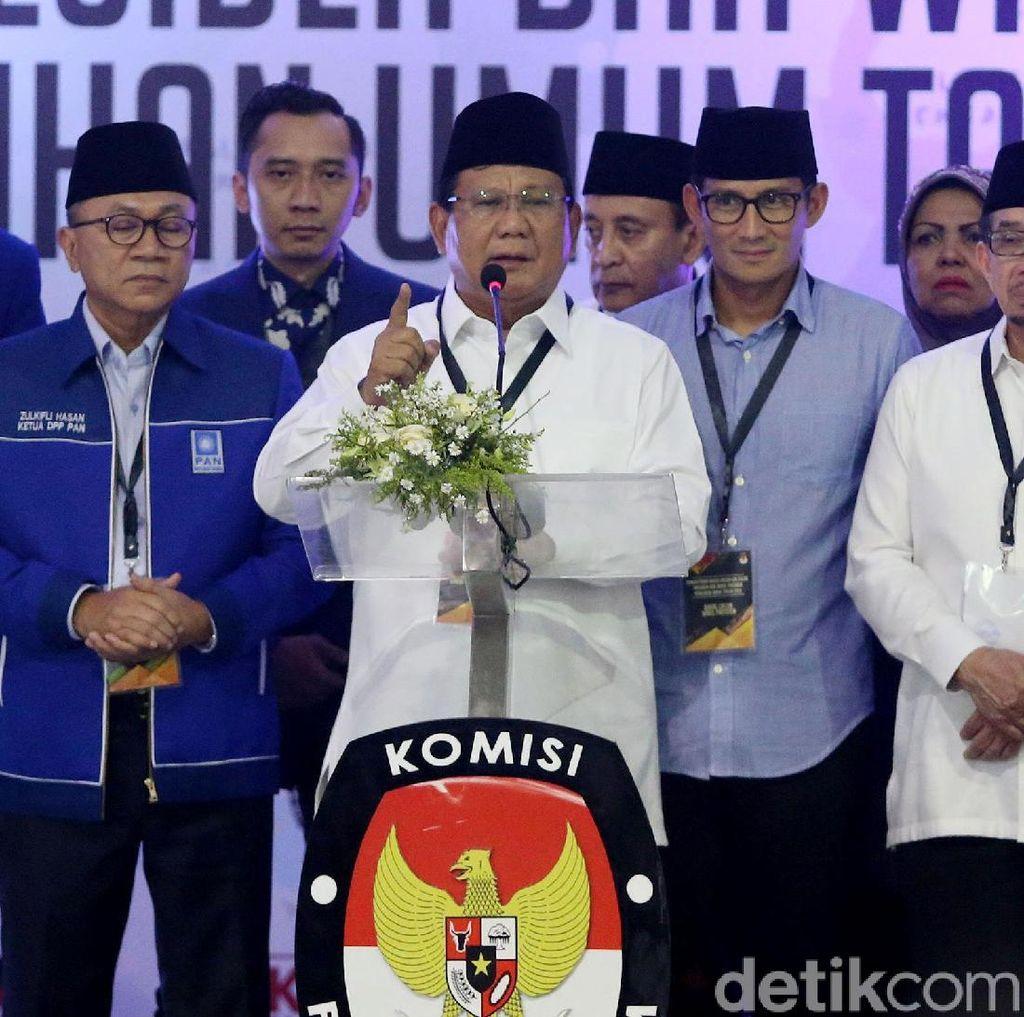 Emak-emak Prabowo-Sandi Dinilai Lebih Ngetrend Dibanding Jokowi