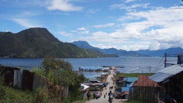 Ini Surga Paniai Papua dalam Zona Merah Kelompok Separatis