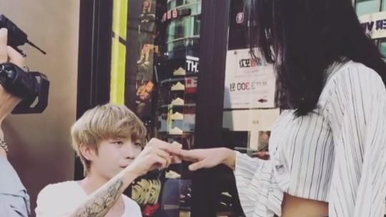 Ini Youtuber Korea yang Lamar Anya Geraldine, Saingan Bio One?