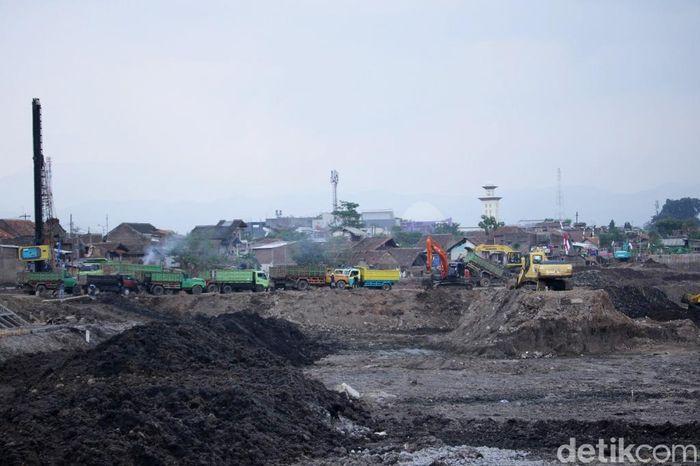 Pemprov Jabar optimistis proyek untuk mengatasi banjir di kawasan tersebut selesai akhir 2018.