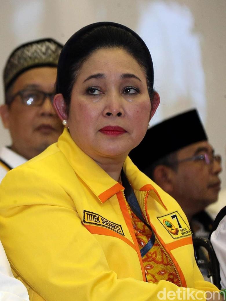 Titiek Soeharto Bandingkan Cerita Ratna Sarumpaet dengan Era Orba