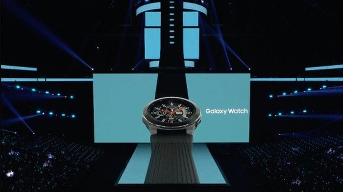 Galaxy Watch terbaru di Unpacked 2018