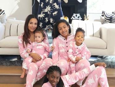 Christopher Brian Bridges atau yang biasa dikenal sebagai rapper profesional Ludacris punya 4 anak perempuan. (Foto: Instagram/ludacris)