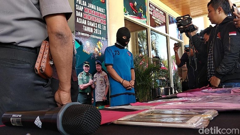 Pria Bintang Porno Bandung Ditangkap Polisi