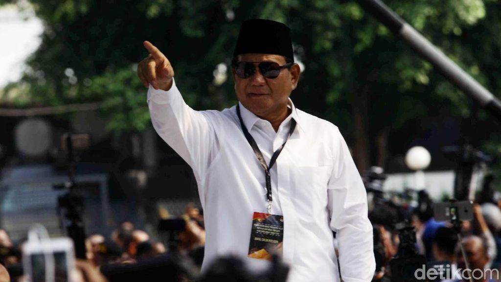 Wah! Alamat Situs Prabowo-Sandi Dijual Rp 1 Miliar