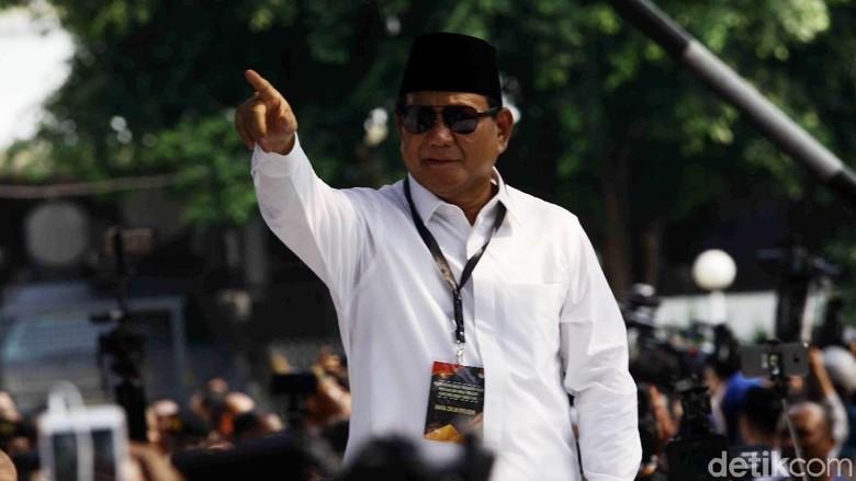 Persiapan Prabowo Jelang Tes Kesehatan: Istirahat karena Kurang Tidur