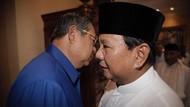 Foto: SBY-Prabowo Cipika-cipiki Usai Kisruh Jenderal Kardus