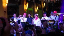 Di Konser Kemanusian untuk Lombok, Gitar Akustik Budi Karya Tembus Rp 200 Juta