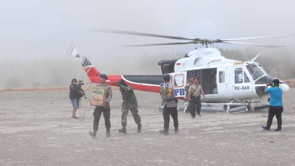 BNPB: Korban Tewas Gempa Lombok Bertambah Jadi 321 Orang