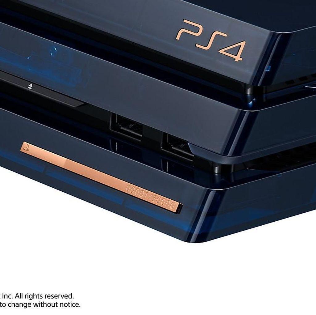 Selama 5 Tahun, PS4 Ludes 86,1 Juta Unit