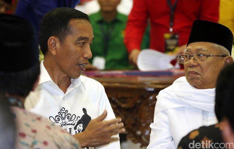 PAN Sebut Jokowi Kena Jebakan Batman, Relawan: Mereka Harus Sadar Diri