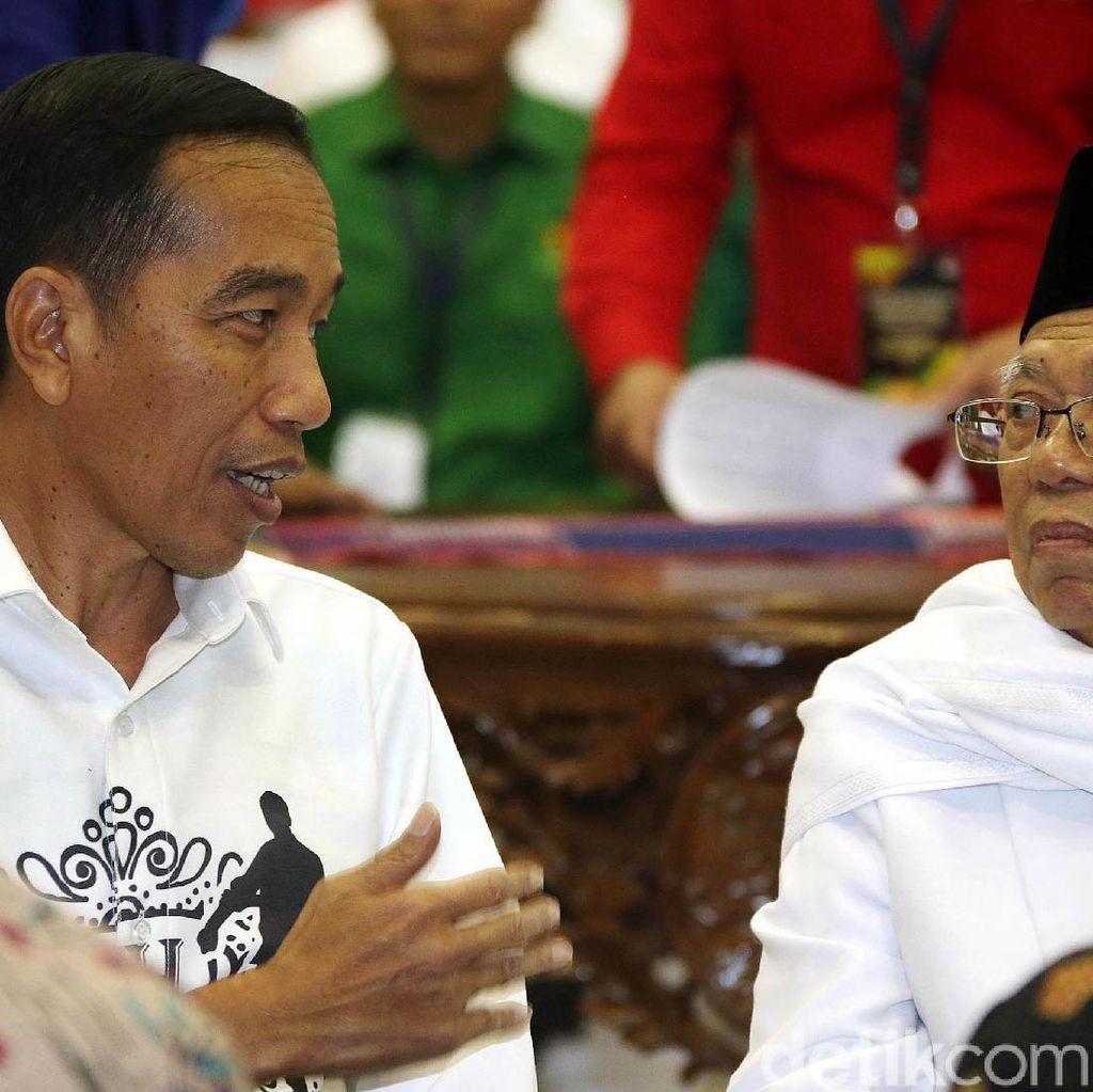 Gubernur Koster Targetkan Jokowi-Maruf Dapat 80% di Bali