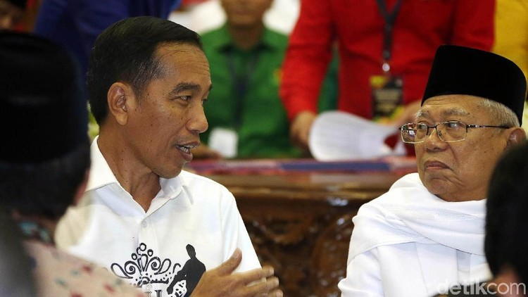 Gara-gara Iklan Videotron, Jokowi-Amin Dikejar Syahroni