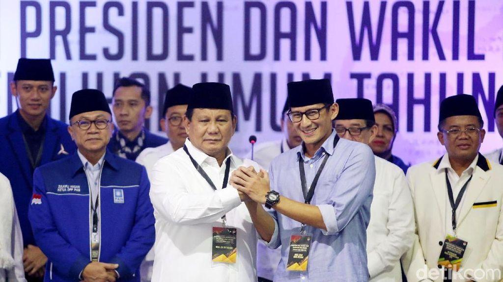 Ternyata Ada Lagi yang Jual Situs Prabowo-Sandi Rp 1 Miliar