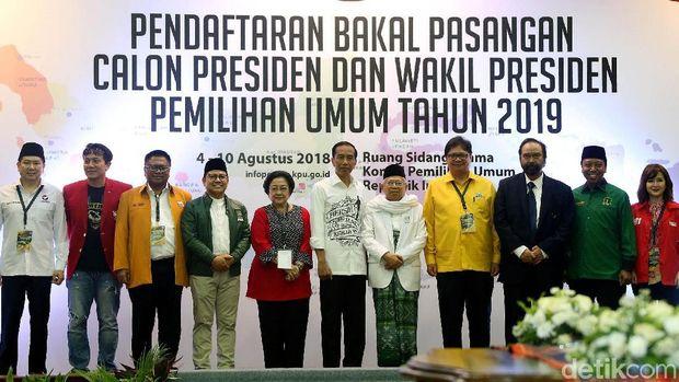 Jokowi Kalem, Prabowo Tancap Gas
