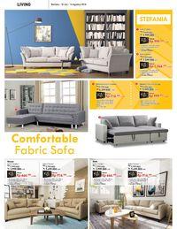 Ini Ragam Sofa yang Ramah Kantong di TransLiving