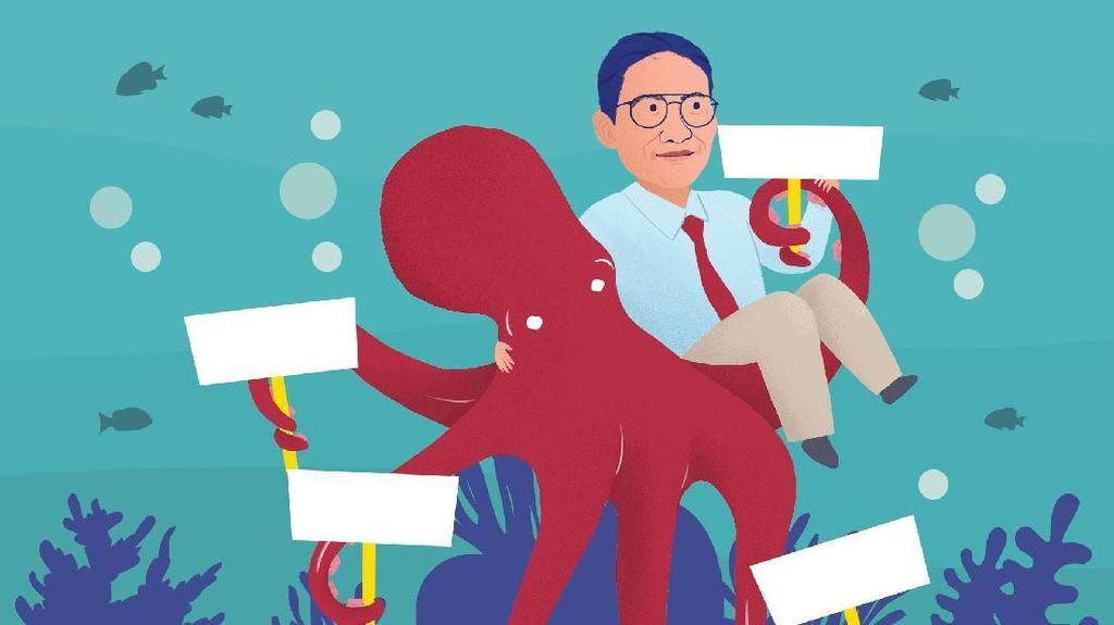 Jadi Cawapres Prabowo, Ini Dia Jaringan Bisnis Sandiaga Uno