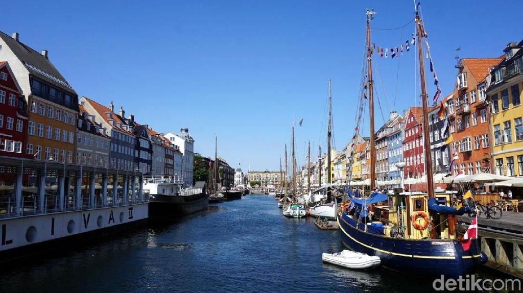 RI Undang Investor Denmark Kembangkan Energi Terbarukan