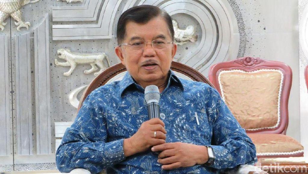 Lawan SBY di Pilpres 2019, Golkar Yakin JK Unggul