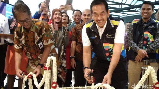 Sambut Asian Games, Hotel Kapsul Dibuka di T3 Bandara Soekarno-Hatta