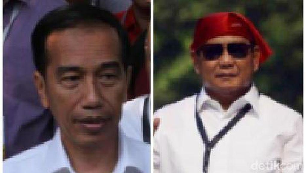 Ini Motif Situs Jokowi dan Prabowo Dihargai Selangit