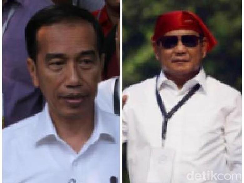 Pengamat: Jokowi Lebih Membumi, Prabowo Unjuk Kegagahan
