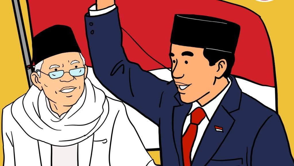 Hari Prast akan Buat Ilustrasi Jokowi - Maruf Amin Lebih Variatif