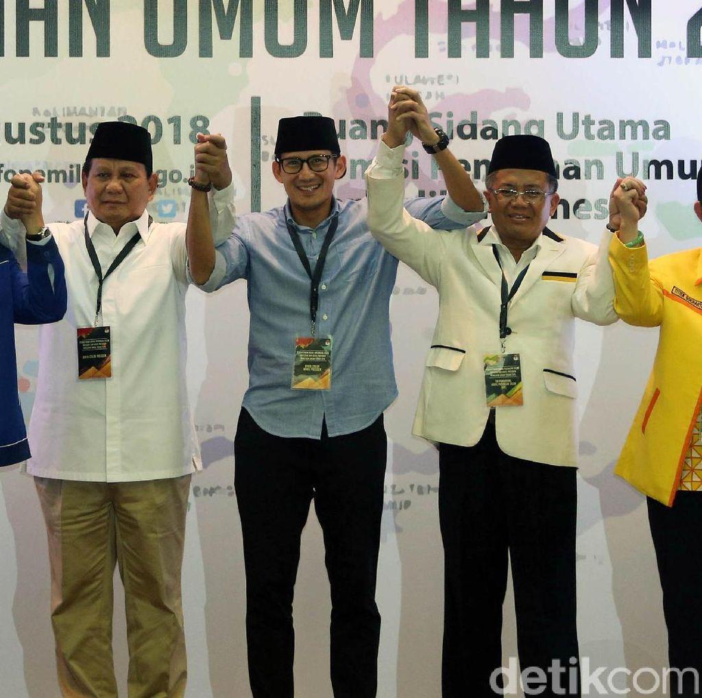 Manuver Prabowo Dirikan Pos Pertempuran Serbu Kandang Banteng
