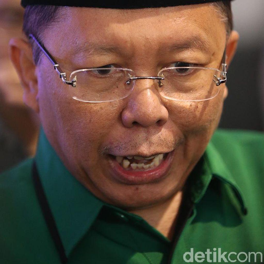 Obor Mati Jokowi Dipolitisir, PPP: Jangan Pakai Ilmu Klenik Lah!