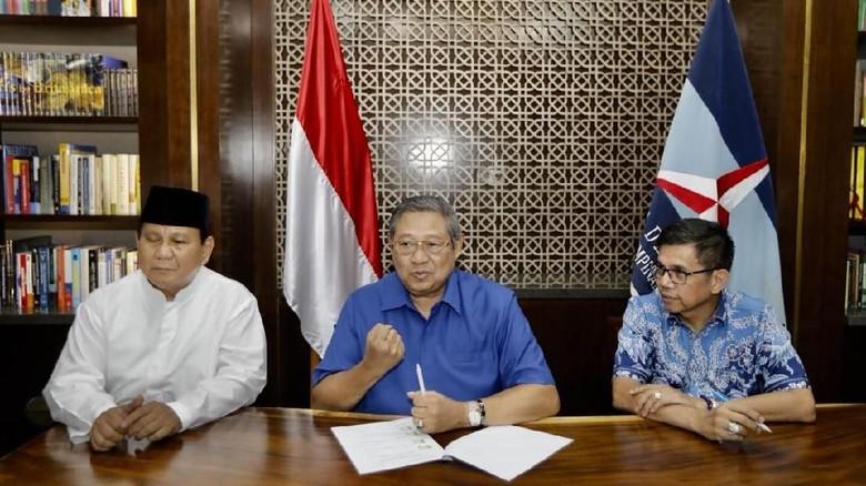 Sempat Dukung Jokowi, Kini PD Jatim Siap Menangkan Prabowo