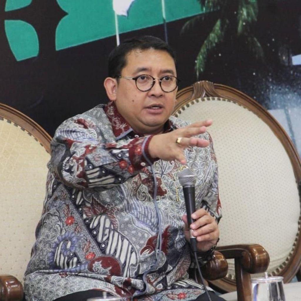 PD Bela Potong Bebek Angsa Fadli: Itu Kreativitas Melawan Jokowi