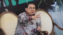 Fadli Zon Minta Dana Awal Kampanye Jokowi-Maruf Diwaspadai