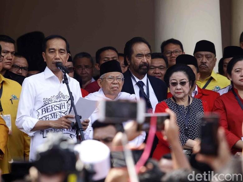 Jokowi dan Pengumuman Ketua Timses di Hari Rabu Pon