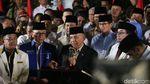 Pidato Elite Parpol Deklarasikan Prabowo-Sandiaga