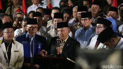 Beda Amien dan Zulkifili soal Syarat Gabung Jokowi