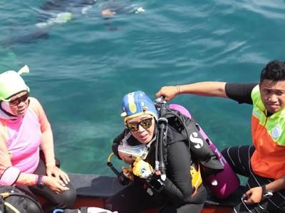 Keren! 930 Penyelam Wanita Siap Pecahkan 2 Rekor MURI