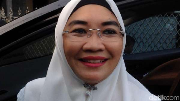 Istri Maruf Amin Bangga Suaminya Jadi Cawapres Jokowi